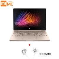 Original Xiaomi Mi Notebook Air 12 5 Inch Intel Core M3 6Y30 CPU 4GB RAM 128GB
