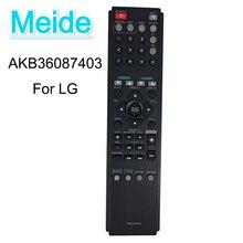 Nova Original Genuine AKB36087403 Para LG Áudio/Vídeo Controle Remoto Controlador