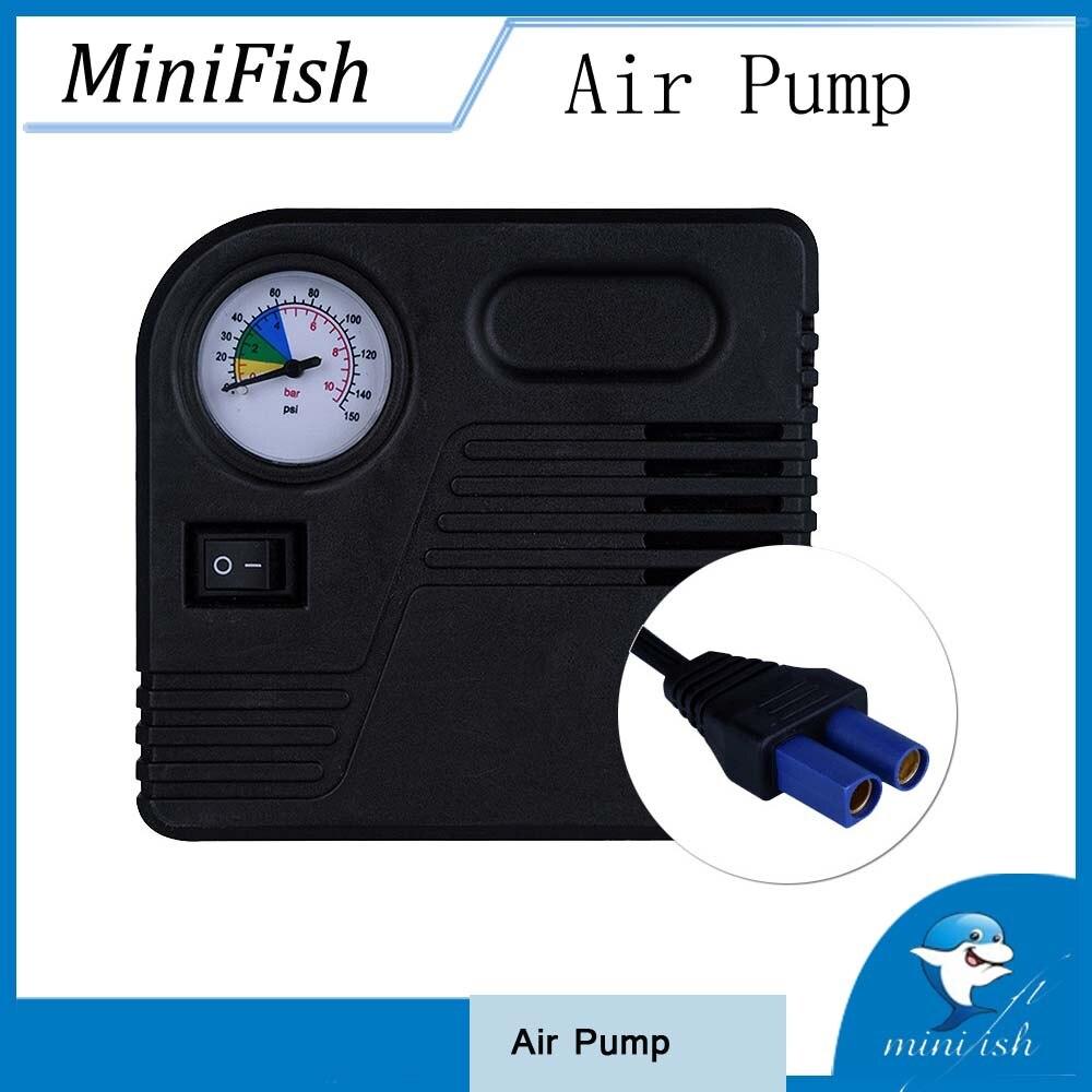 Portable Car Electric Air Compressor Tire Inflator Auto Air Pump 12V With...