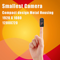 Super Mini Camera QQ6 Full HD 1080P Wide Angle Micro Camera With Motion Detection Sensor Mini DVR Camera Night Vision Camcorder