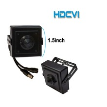 HD mini CVI Camera 3.7mm Lens CCTV 2.0MP 1080P Mini-Box Color Camera For CVI CCTV DVR