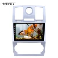 Harfey 9 дюймов OEM HD сенсорный экран радио для Chrysler Aspen 300C 2004 2008 Android 8,1 автомобильная стереосистема Bluetooth AUX Поддержка Carplay
