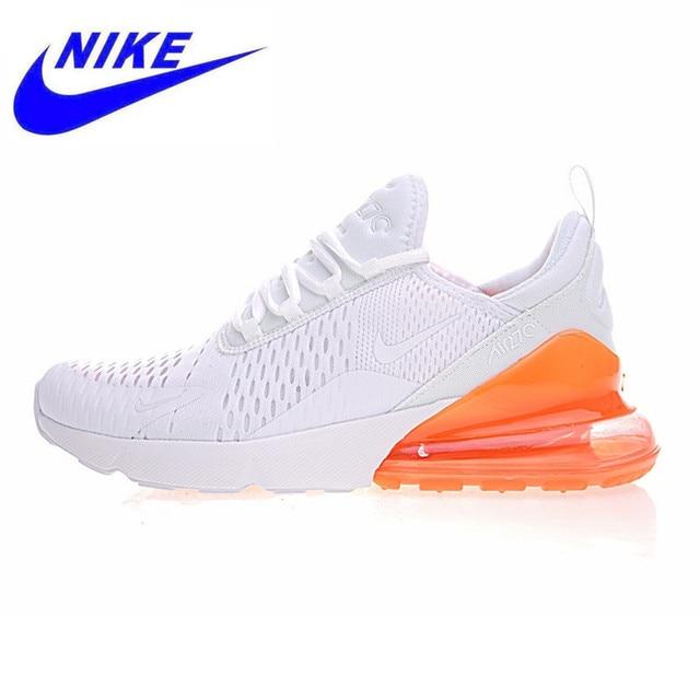 sale retailer fc03c 2f34f ... ebay nike air max 270 chaussures de course des femmes jaune rose en  plein air sneakers