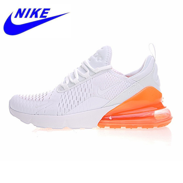 e67d5d10 Nike Air Max 270 Women's Running Shoes, Yellow Pink Outdoor Sneakers Shoes,  Breathable Lightweight AH8050-118 AH8050-610
