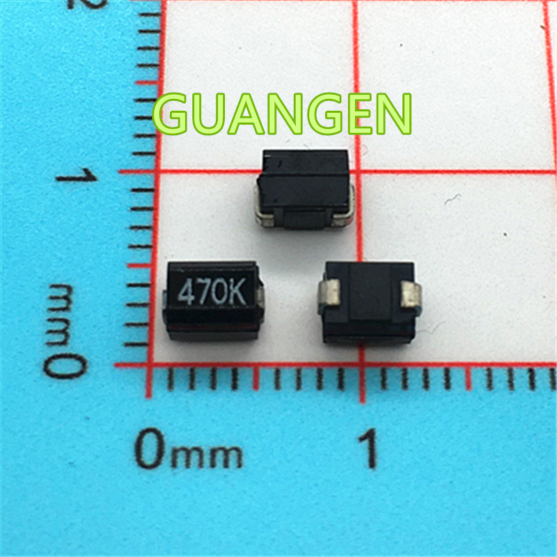 50pcs Winding inductance SMD SMCM453232-470K 4532 1812 47UH 470 10% Inductors Coils Chokes FIXED IND Free shipping