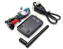 Skyzone TX 5D FPV 5 8Ghz 600mW 32 Channel HDMI to AV CVBS Wireless Transmitter for