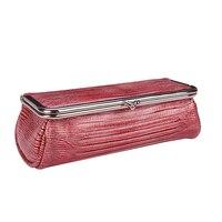 New Women Fashion PU Leather Cosmetic Bag High Quality Makeup Box Ladies Toiletry Bag Lovely Handbag
