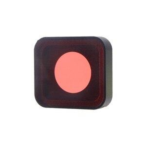 Image 4 - مرشح عدسات الكاميرا TENENELE Go Pro 7 استقطاب CPL/أشعة فوق بنفسجية/أحمر/أرجواني/أصفر طقم فلاتر لملحقات عدسات GoPro Hero 5 6 7 Black