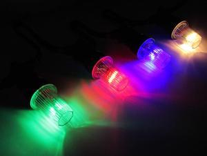 Image 2 - Tira de luces LED parpadeantes para publicidad, luces estroboscópicas para iluminación exterior, diseño de ventana, decorativas, impermeables