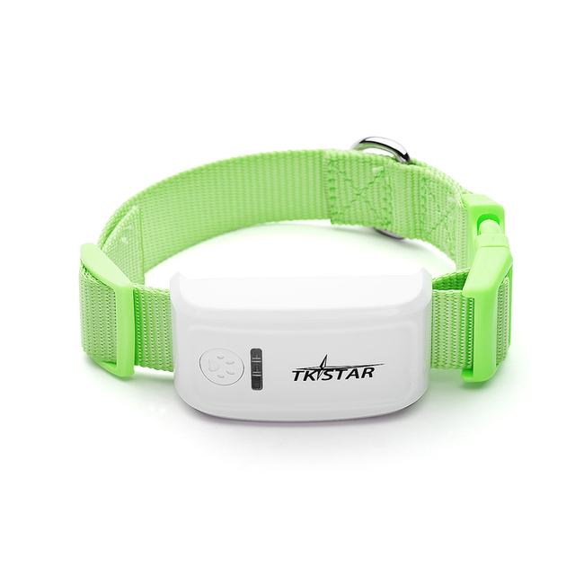 Collars, Harnesses & Leashes Dogs New Arrivals Newest Mini GPS Tracker TK Star  My Pet World Store