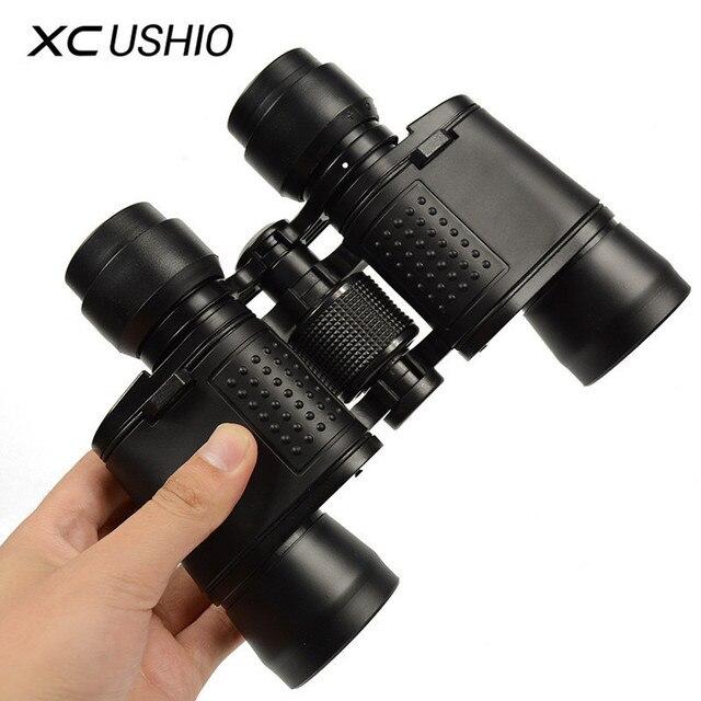 HD Blue Film Coated Optical Lens Binocular Telescope Classic Handheld Binoculars 8x40 for Watching Sports Concert Gift for Kids