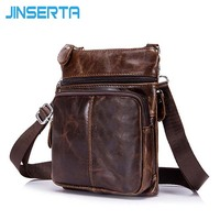 JINSERTA Universal Pouch Cell Phone Bag Wallet Purse With Shoulder Strap Holster Case For IPhone X