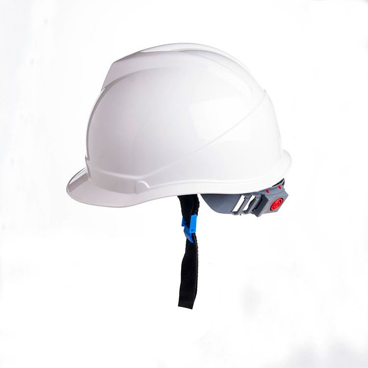 Safety Helmet Construction Head Protection Anti-Collision Hard Hat Work Caps Industrial Engineering Shockproof ABS Material (10)