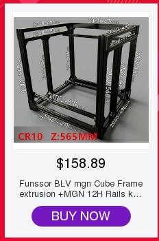 cr10 impressora 3d z altura 565mm