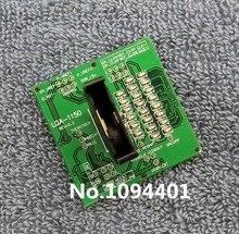 1 قطعة * العلامة التجارية الجديدة محمول LGA1150 LGA 1150 تستر وحدة المعالجة المركزية المقبس تستر الدمية تحميل تحميل وهمية مع مؤشر LED