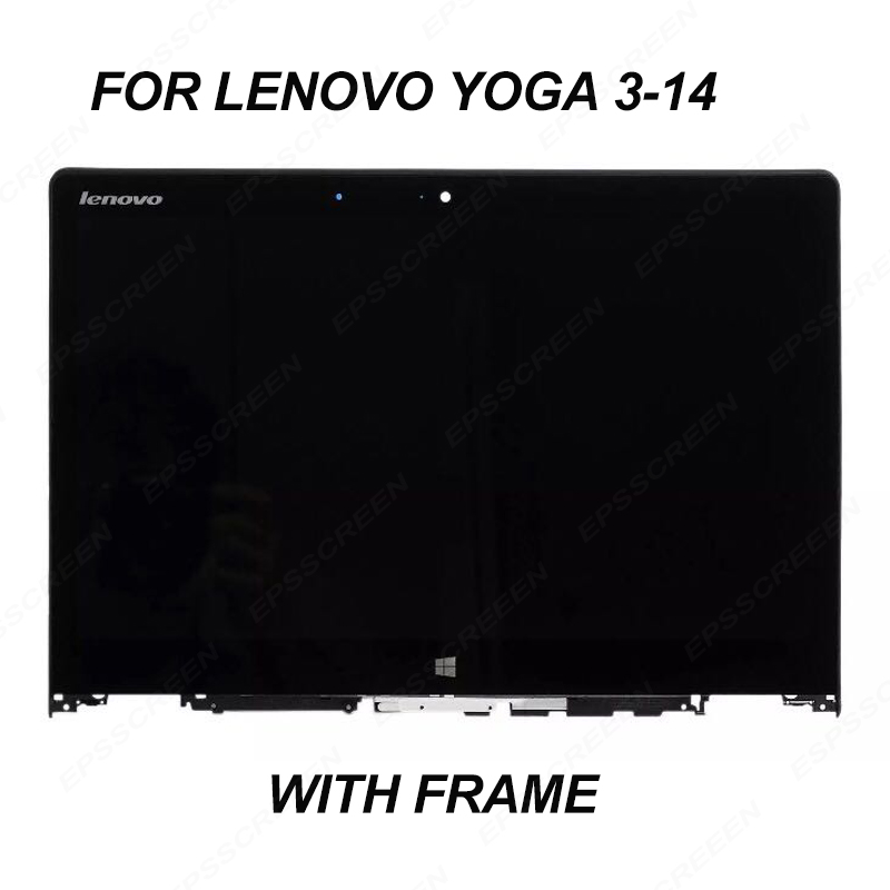 replacement for Lenovo Yoga 3 14 yoga 700 14 14 0 FHD IPS LCD Screen Touch