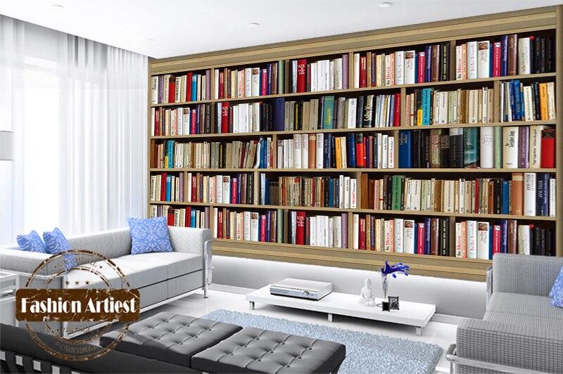 Libreria Da Camera. Libreria Da Parete Giri Scaffale Con Mensole ...