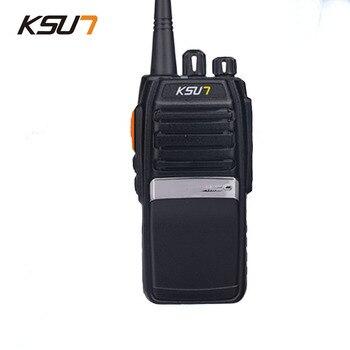 KSUN Walkie Talkie KSX-40 Strong Penetration 5W Two Way Radio Intelligent Power Saving Portable Hand Ham Radio