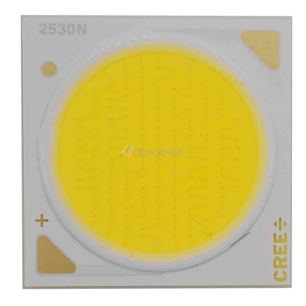 2PCS Original Cree CXA 2530 CXA2530 White 5000K Warm White 3000K 60W COB Led Emitter Lamp Chips Light Free Shipping 2pcs lot us cree cxa 3070 beads 117w high power led chip 2700 3000k 5000 6500k pure white warm white
