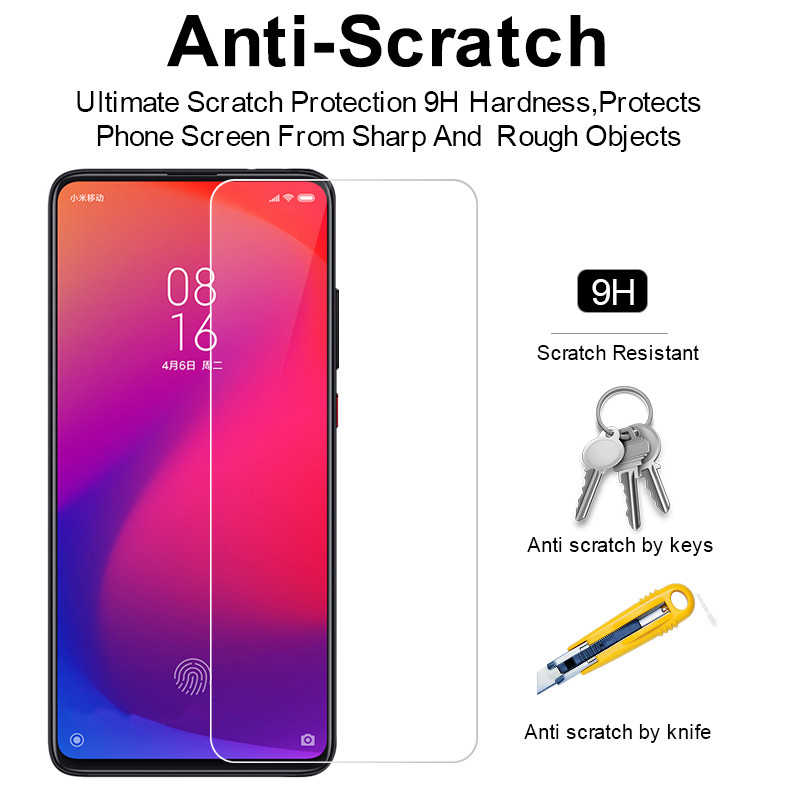 Screen Protector Film For Xiaomi Redmi K20 Mi 9t K20 Pro Tempered Glass For Xiaomi Redmi K 20 Mi cc 9 T Pro Toughened Glass 2.5d