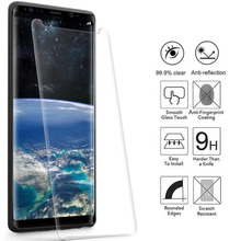 for Samsung S9 screen protector film 9H 2.5D hardness ultra-thin 0.25mm thickness samsung s8 Scratch Proof