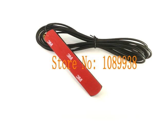 ГСМ ГПРС 3Г ауто антена патцх антена РГ174 СМА лепак типа 5ДБИ 850МХЗ / 900МХЗ / 1800МХЗ / 1900МХЗ 3000мм