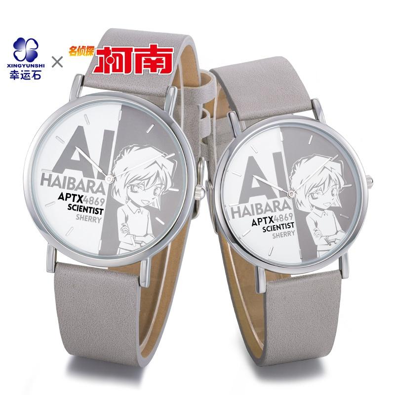 [Դետեկտիվ Կոնան] Quartz Watch զույգ - Խաղային արձանիկներ - Լուսանկար 5