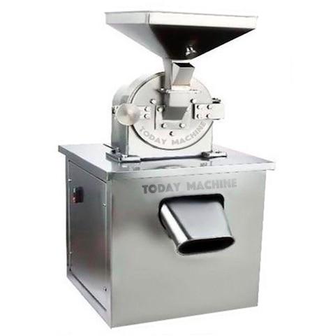 Máquina de estrume seco Industrial moedores de alimentos moedor de grãos