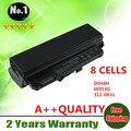 Al por mayor nueva 8 celdas de batería para portátil dell inspiron mini 9n 910 a90 a90n w953g d044h 312-0831 451-10690 d044h envío gratis