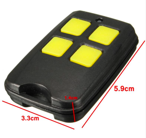 Brand new for liftmaster remote , 390MHZ ,for 970 971 973 model .security+ version for a11120700010