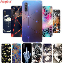 Hot Case For Xiaomi Mi 9 Silicone Soft TPU Phone SE Coque Mi9 Back Cover Mi9SE