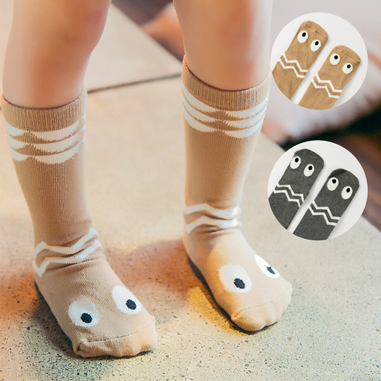 573959e59 0 3 Years hot Autumn Girl Boys Khaki Snake Pattern Socks Children Girls  Long Socks Warm Boys Khaki Cotton Socks-in Tights   Stockings from Mother    Kids on ...