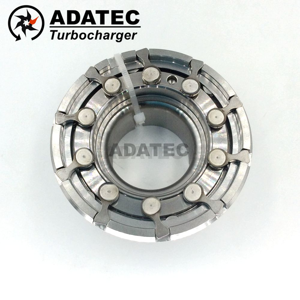 KKK Turbo variable geometry BV43 28200 4A470 53039880127 nozzle ring 282004A470 for Hyundai Starex CRDI 125