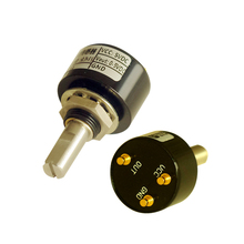 Non contact Angle Sensor Displacement Sensor Digital Potentiometer 0 360 Degrees No Dead Angle
