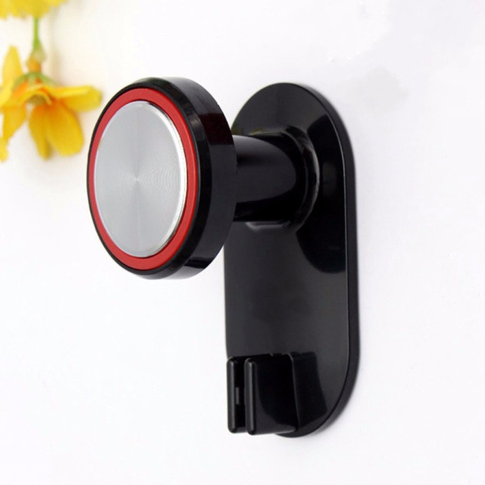 Universal Earphone Hanger Wall Bracket Wall Mount Headphones Holder Hook Headsets Shelf Rack Headphone Display ABS Sticker Stand
