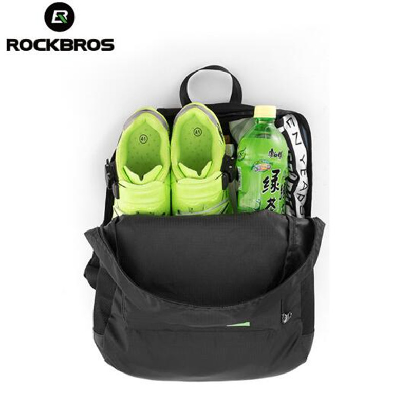 RockBros Waterproof Foldable Backpack Hiking Cycling Outdoor Sporting Bag