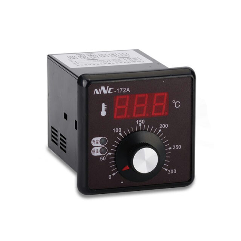 NNC 172A 220V/380V High Power Oven Temperature Controller Temperature Thermostat Range 0 300 C with Therucouple E
