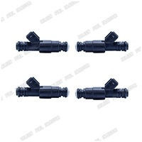 High Flow performance 650cc 62lb Fit for 1992 1996 BMW 318is 1992 1998 BMW 318i Fuel injector Injectors FAST SHIPPING