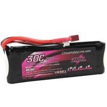 Cnhl LI-PO 2700 mAh 7.4 V 30C ( Max 60C ) 2 S Lipo batería para RC manía del envío gratis