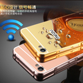 Роскошный Зеркальный эффект Hybrid case для Meizu Meilan U20 U20 жесткий Металлический Алюминий Защитный задняя крышка Для meizu u20 телефон shell