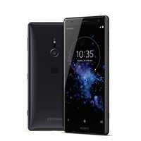 Original New Sony Xperia XZ2 H8296 LTE Mobile Phone 5.7 6GB RAM 64GB ROM Octa Core 3180mAh Android Fingerprint Dual SIM Phone