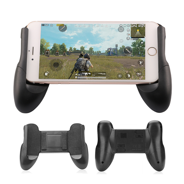 PUBG Mobile Game Phone Gamepad Controller Gaming Joystick Game Pad Handle Stand Grip Holder for iphone Android phones