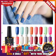 1pcs Gel Nail Polish Painting Sky Blue Nagellack Bluesky Nail Gel Top Coat Base Coat Nails Gel UV Colors Nails Art Free Shipping