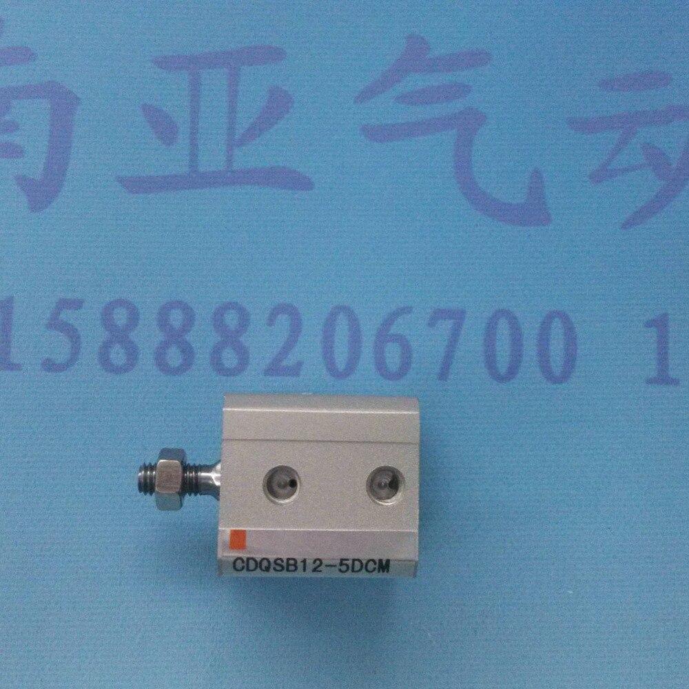 CDQSB12-5DCM SMC pneumatics pneumatic cylinder Pneumatic tools Compact cylinder Pneumatic components jtc отвертка шлиц силовая sl6 5 x 100 мм jtc 3467