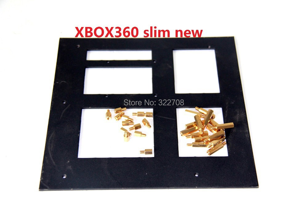 New Spot New Arrival For XBOX 360 Slim Clamp Support jig for Xbox360 Slim PCB Motherboard зарядное устройство для xbox xbox360 x360 pc