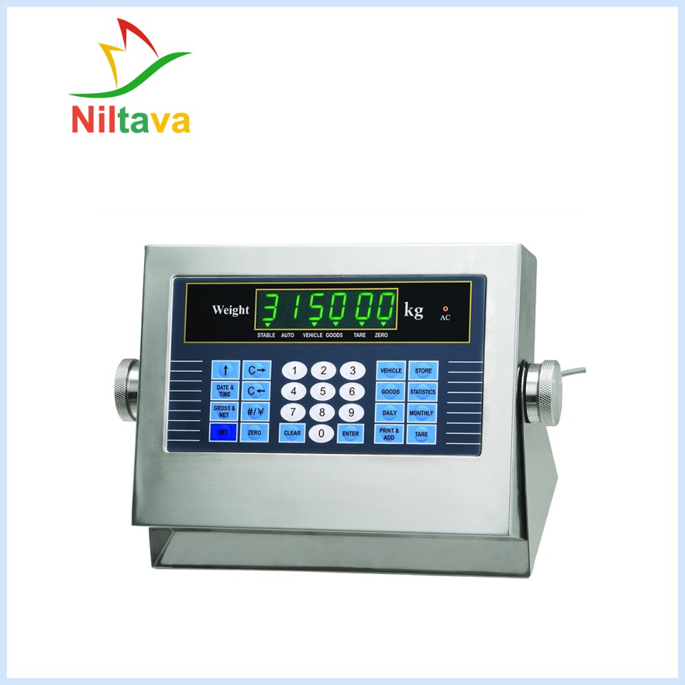 Y8806 truck scale Analog weighing indicator AND stainless steel indicator