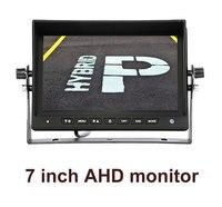 Accfly AHD monitor for car backup reverse rear view camera