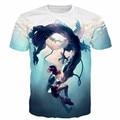 Newest Style Classic Anime Spirited Away tshirts Cartoon Character Ogino Chihiro 3D t shirt Men Women Summer Casual tee shirts