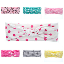 Girls Floral Headband
