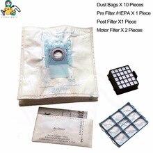 Substituição hepa tipo de filtro g sacos para bosch saco de pó bsg62185/04 GL 30 bsgl3 aspirador acessórios peças reposição